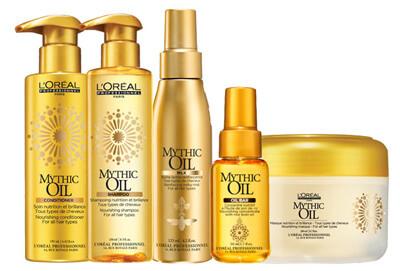 Produits coiffants L'Oreal MYTHIC OIL Shampooing Mythic Oil