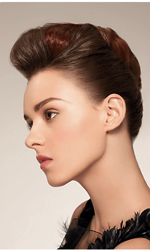 Coiffure pour femme l'Oréal