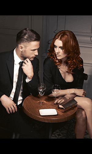Salon de coiffure pour homme l'Oréal