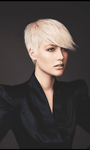 Coiffure pour femme l'Oréal 04