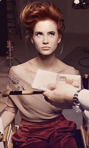 Coiffure pour femme l'Oréal 08