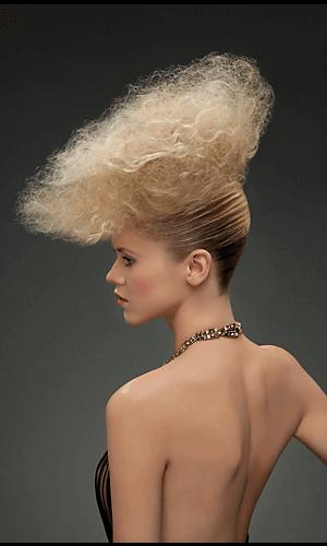 Coiffure pour femme l'Oréal 10