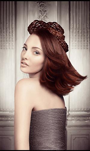 Coiffure pour femme l'Oréal 20