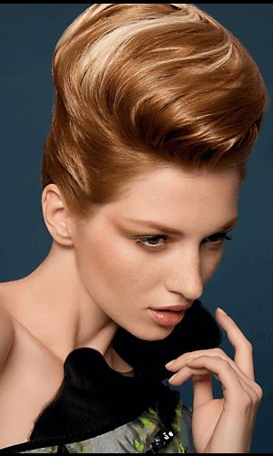 Coiffure pour femme l'Oréal 27