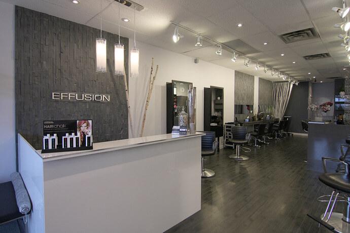 Salon de coiffure Effusion 3g