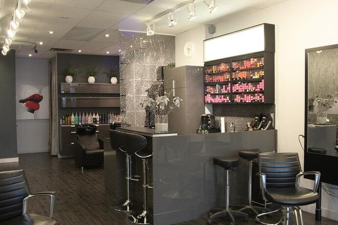 Salon de coiffure Effusion 4