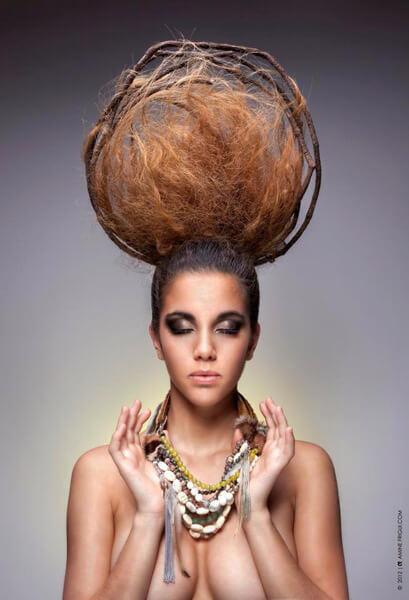 salon de coiffure Montreal - 016