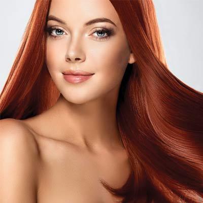 Coloration des cheveux à Anjou