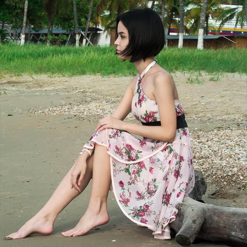 Coupe de cheveux court - Femme Anjou