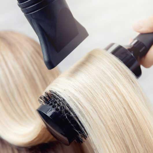 Botox capillaire pour cheveux blond